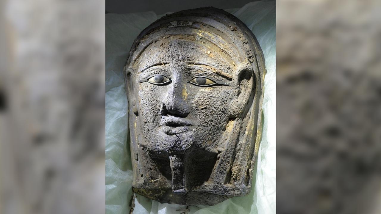 """Секреты бальзамирования и уникальная маска: в Египте обнаружена """"мастерская мумий"""""""