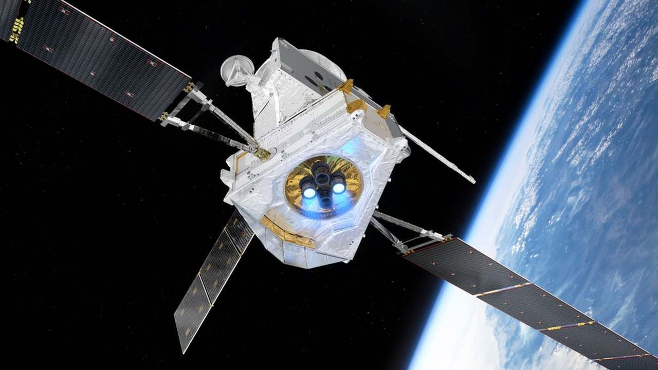 В октябре к Меркурию полетят три космических аппарата