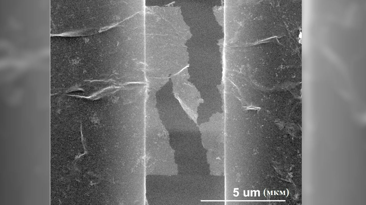 """Арматура"" из нанотрубок делает графен в два раза прочнее"