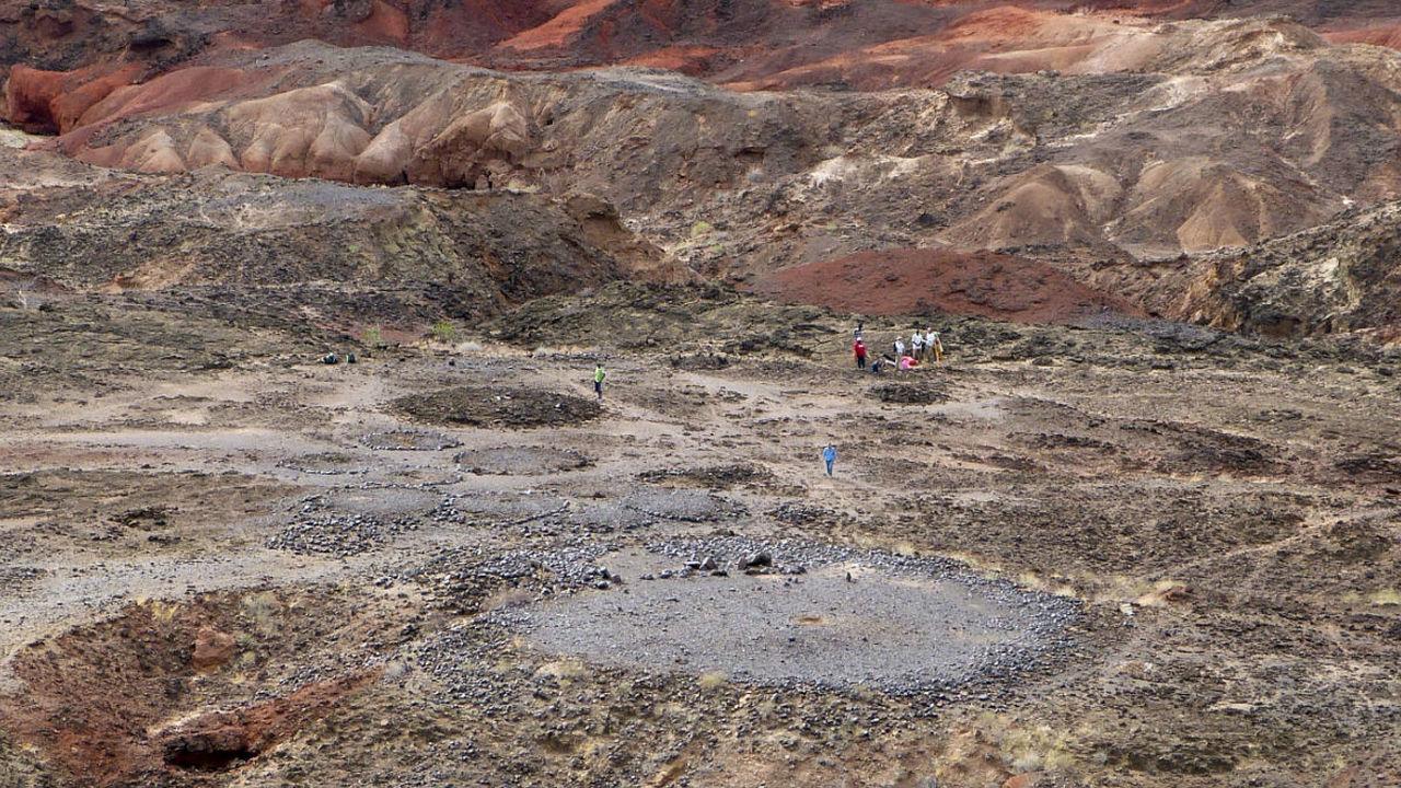 В Кении обнаружено гигантское кладбище возрастом 5000 лет