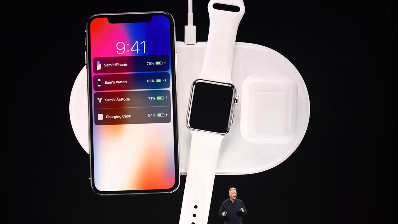 СМИ: Apple начала производство зарядной станции AirPower