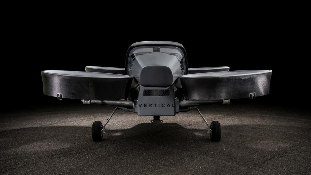 Прототип электрического аэротакси Vertical Aerospace прошёл первые лётные испытания
