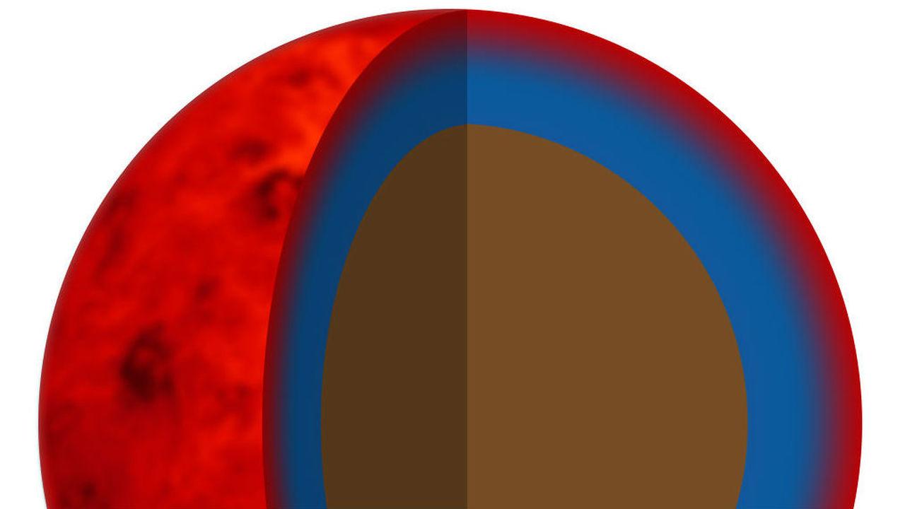 Астрономы научились определять химический состав планеты по её радиусу