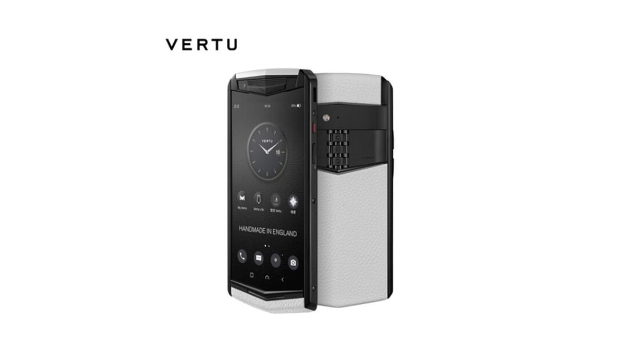 Vertu анонсировала возвращение на рынок 17 октября