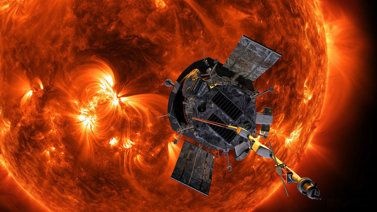 Побит рекорд сближения космического аппарата с Солнцем