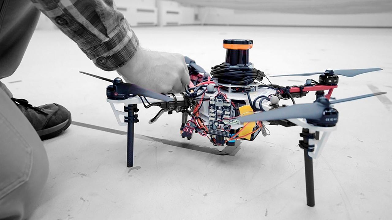Новые поисково-спасательные дроны отыщут потерявшихся туристов даже без GPS-сигнала