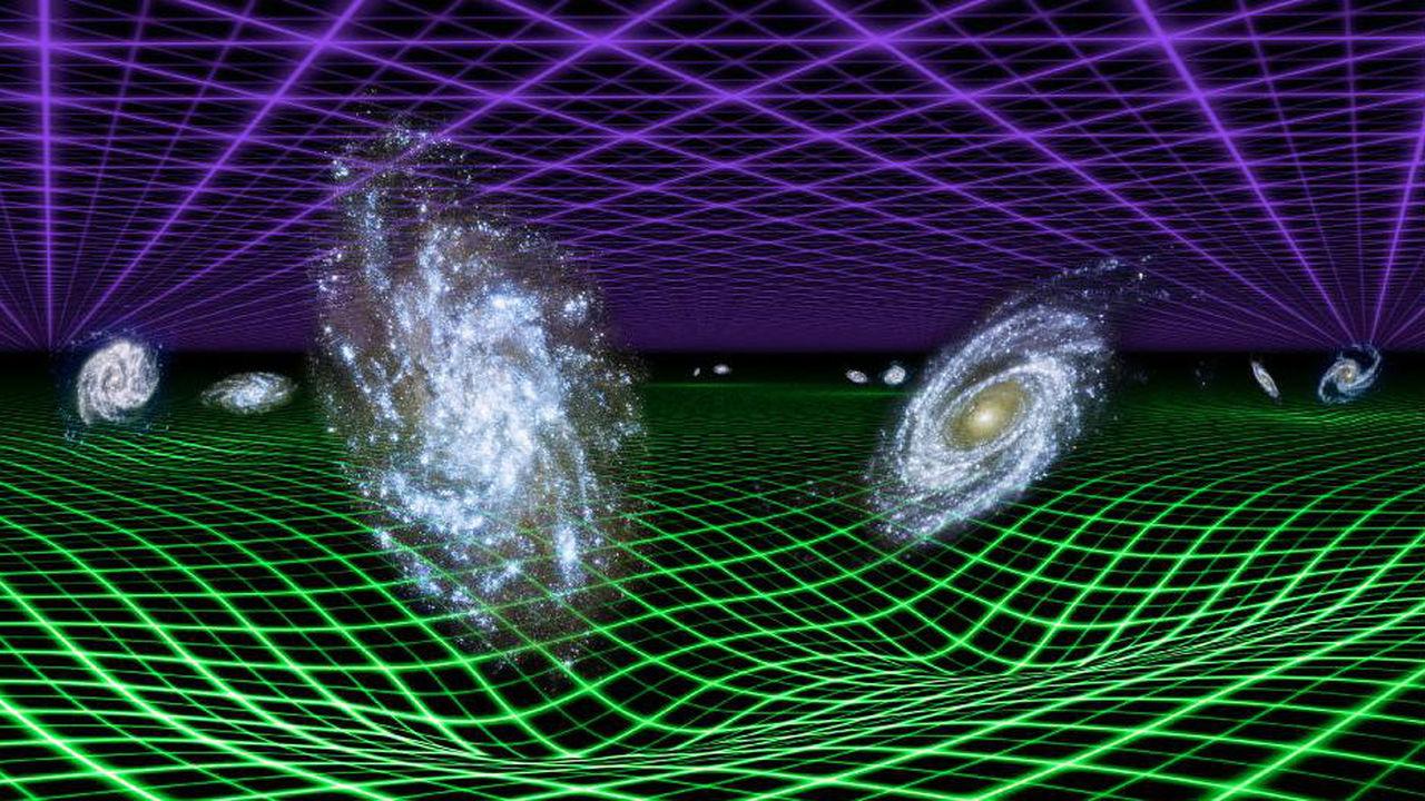 Оксфордский учёный объединил тёмную материю с тёмной энергией