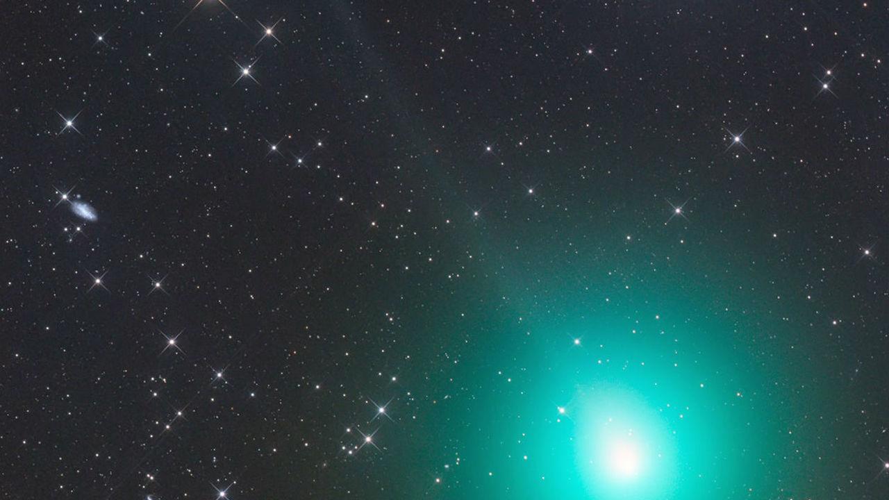 В ближайшие дни к Земле приблизится самая яркая за последние пять лет комета