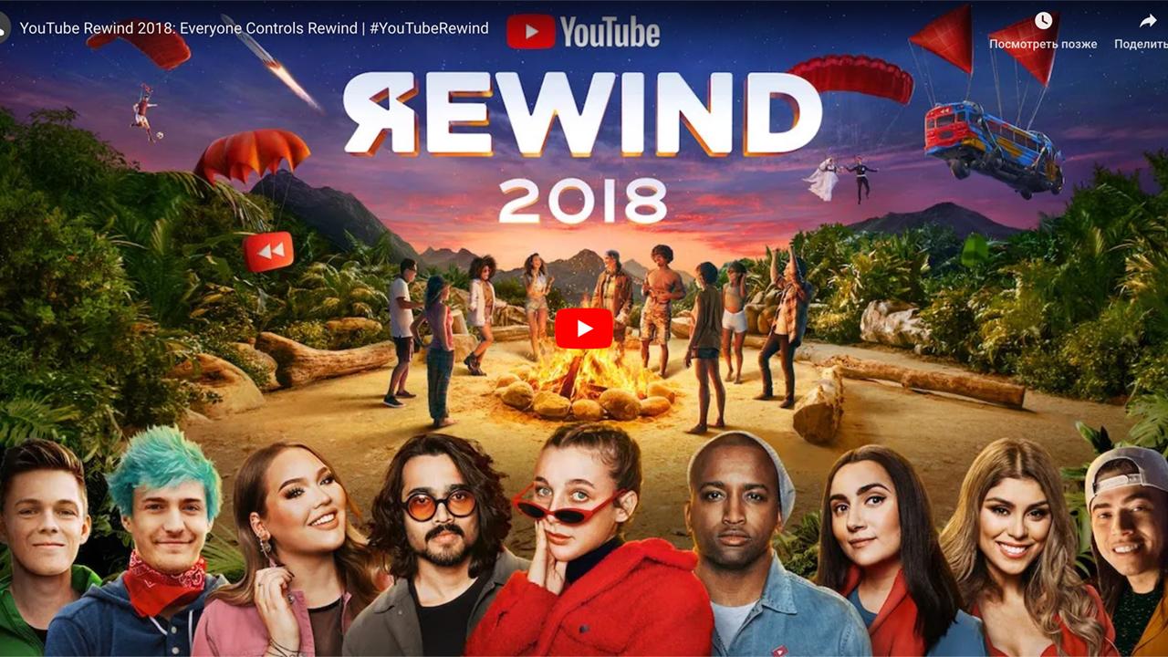 Ролик YouTube стал самым ненавистным упользователей видеохостинга
