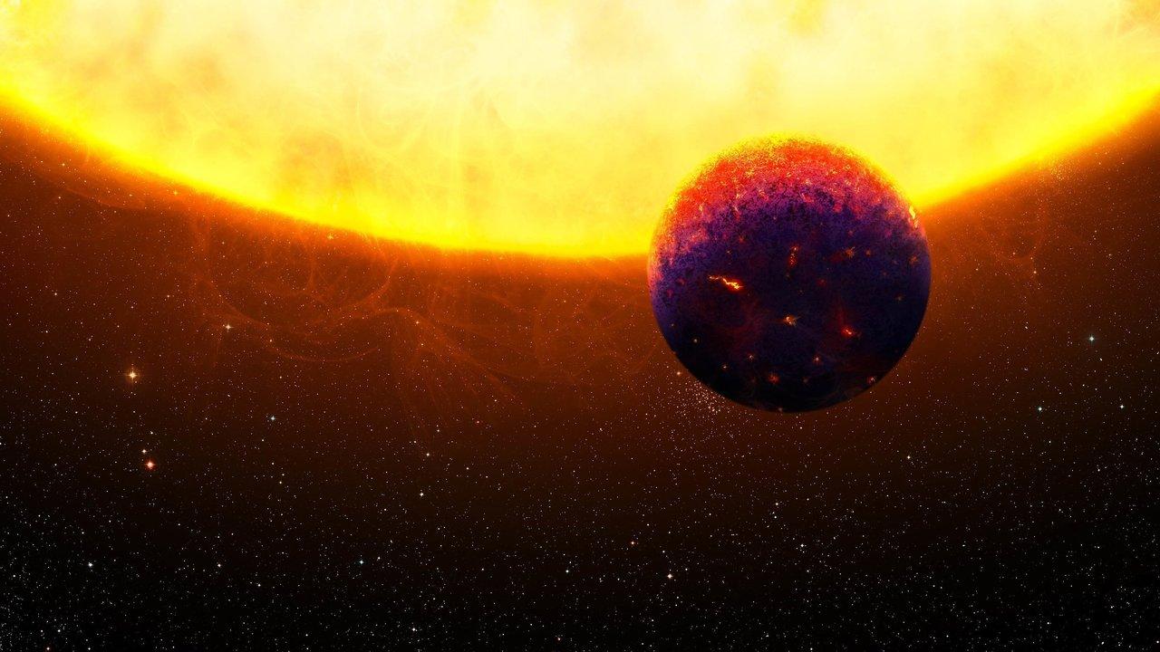 Астрономы нашли планеты, богатые сапфирами и рубинами
