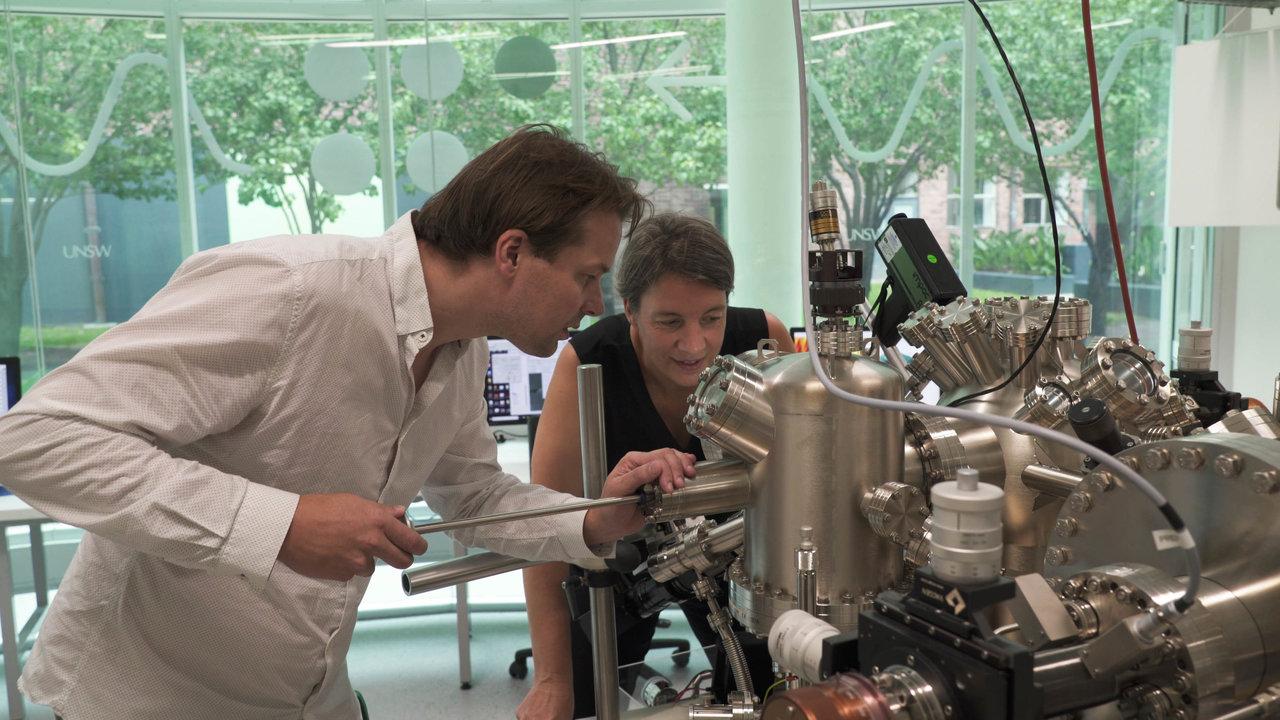 Создан первый трёхмерный квантовый чип с атомарной точностью реализации
