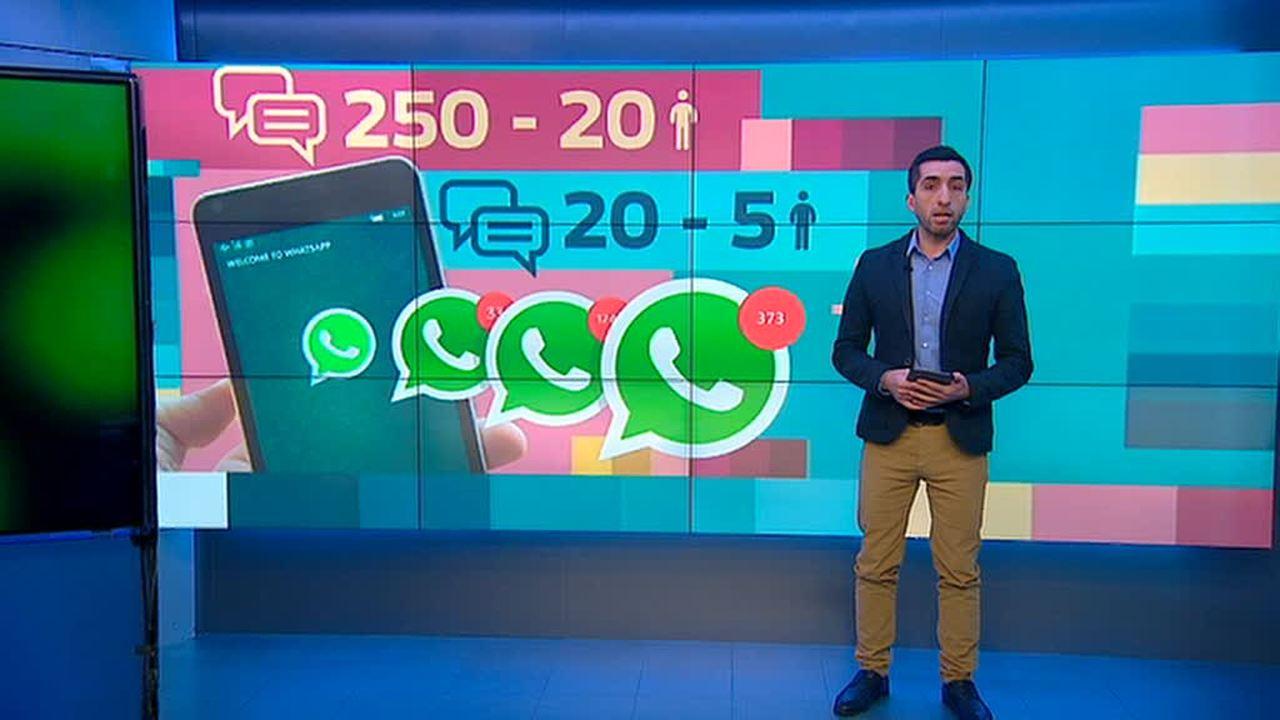 WhatsApp объявил войну массовым рассылкам