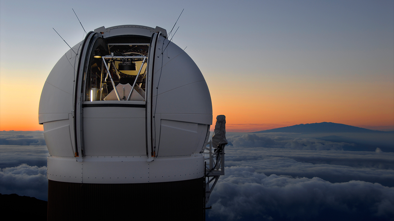 Выпущен самый большой в истории цифровой обзор неба