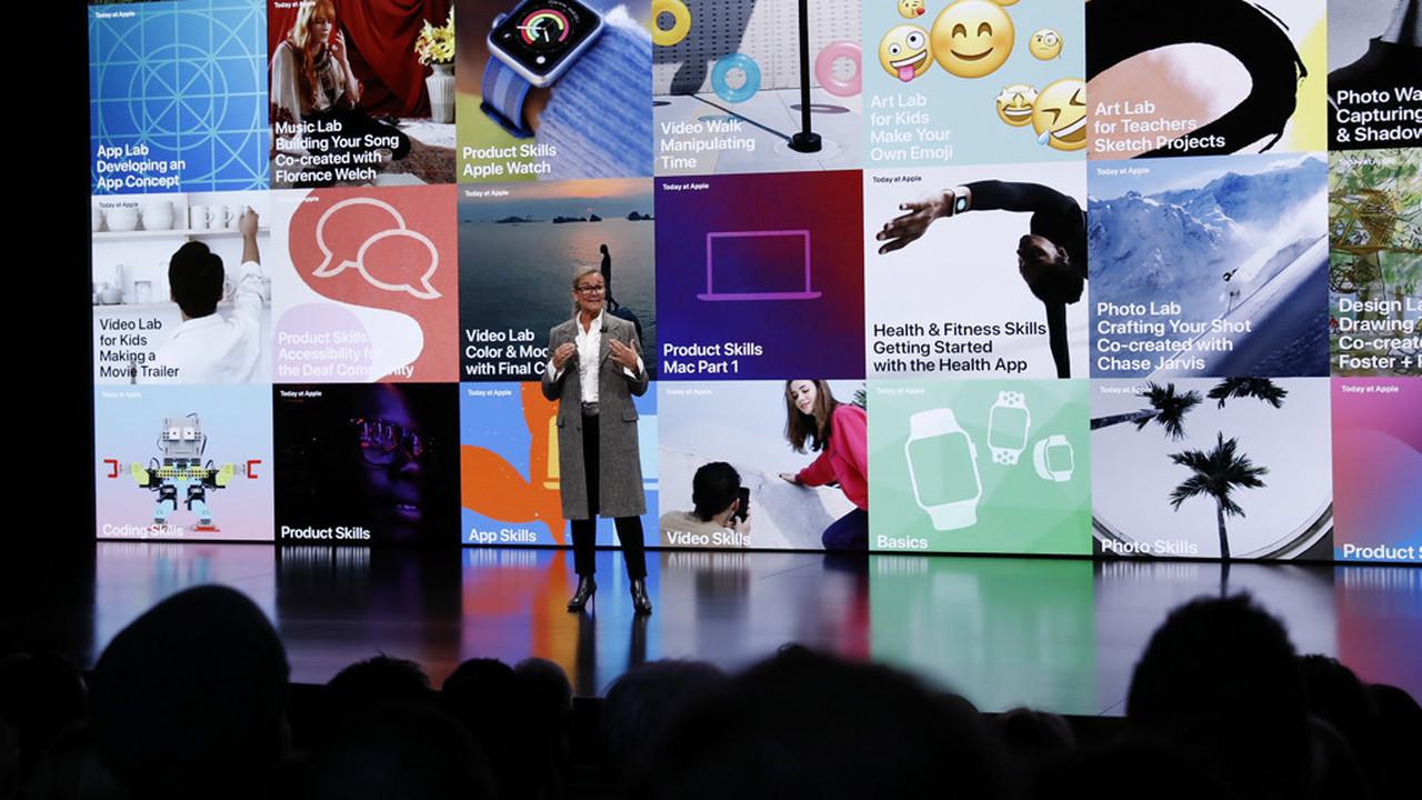 Из Apple уходит руководитель розничного направления
