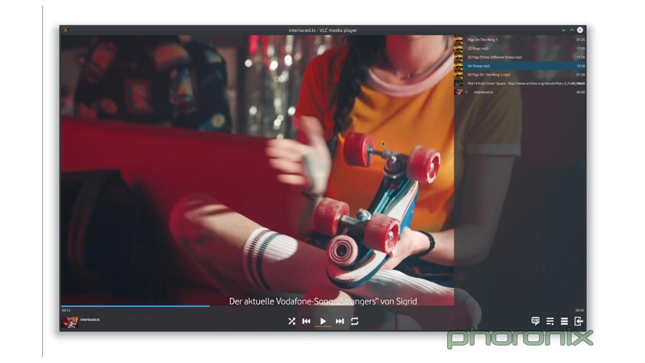 Создатели VLC показали, как преобразится популярный медиаплеер
