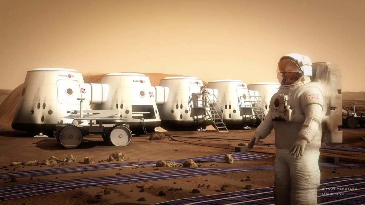 Конец легенды: проект по колонизации Марса обанкротился