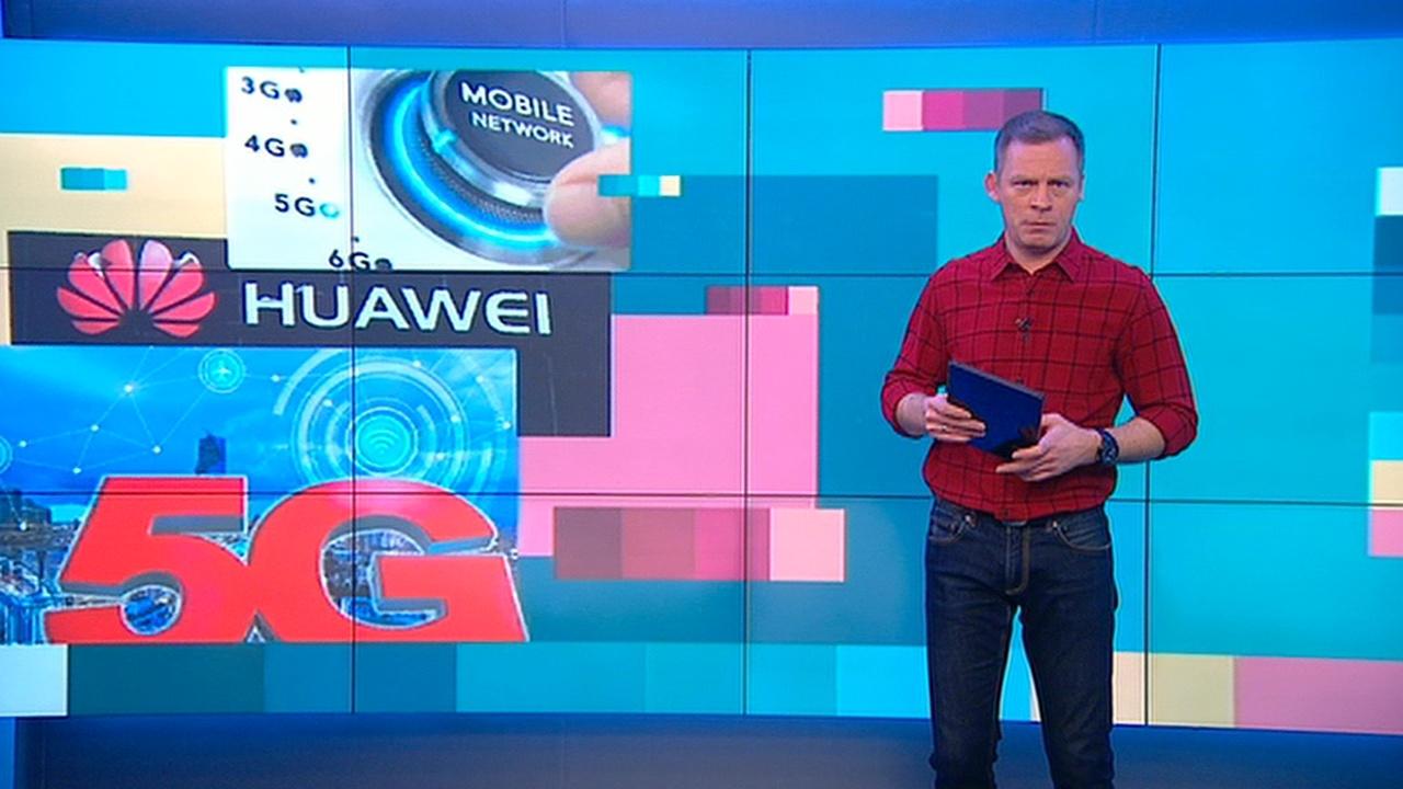 Вести.net: Великобритания не станет отказываться от оборудования Huawei в сетях 5G