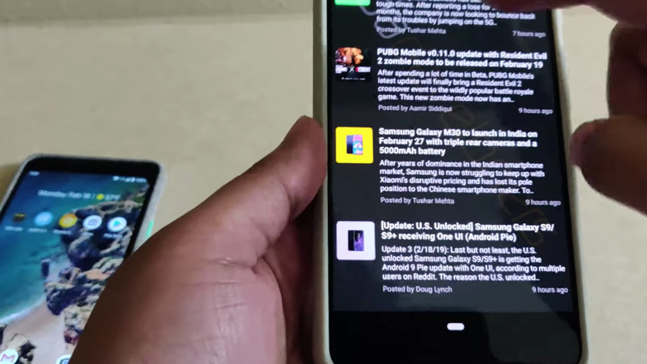 Утечка: в Android исчезнет кнопка назад