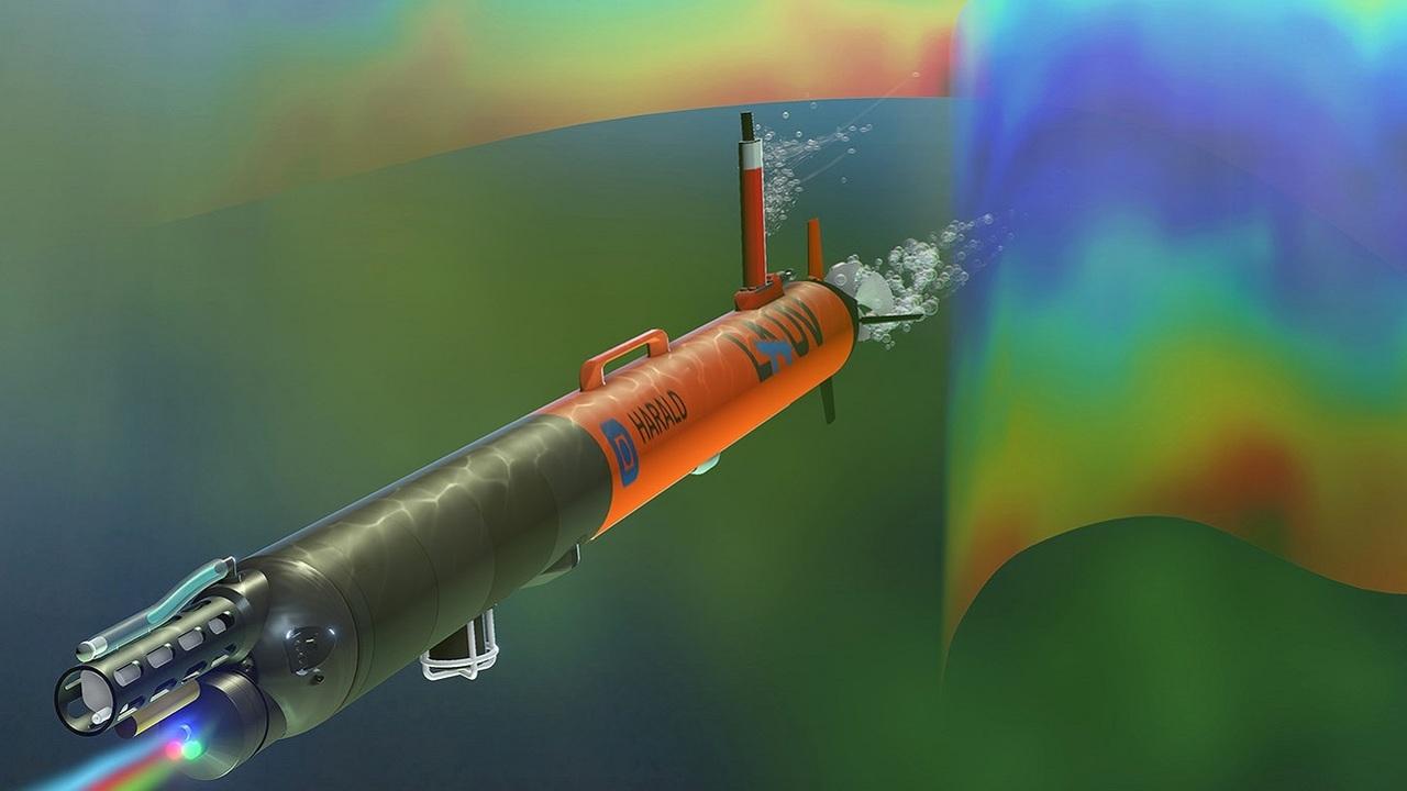 Подводные роботы будут составлять трёхмерную карту планктона в океане