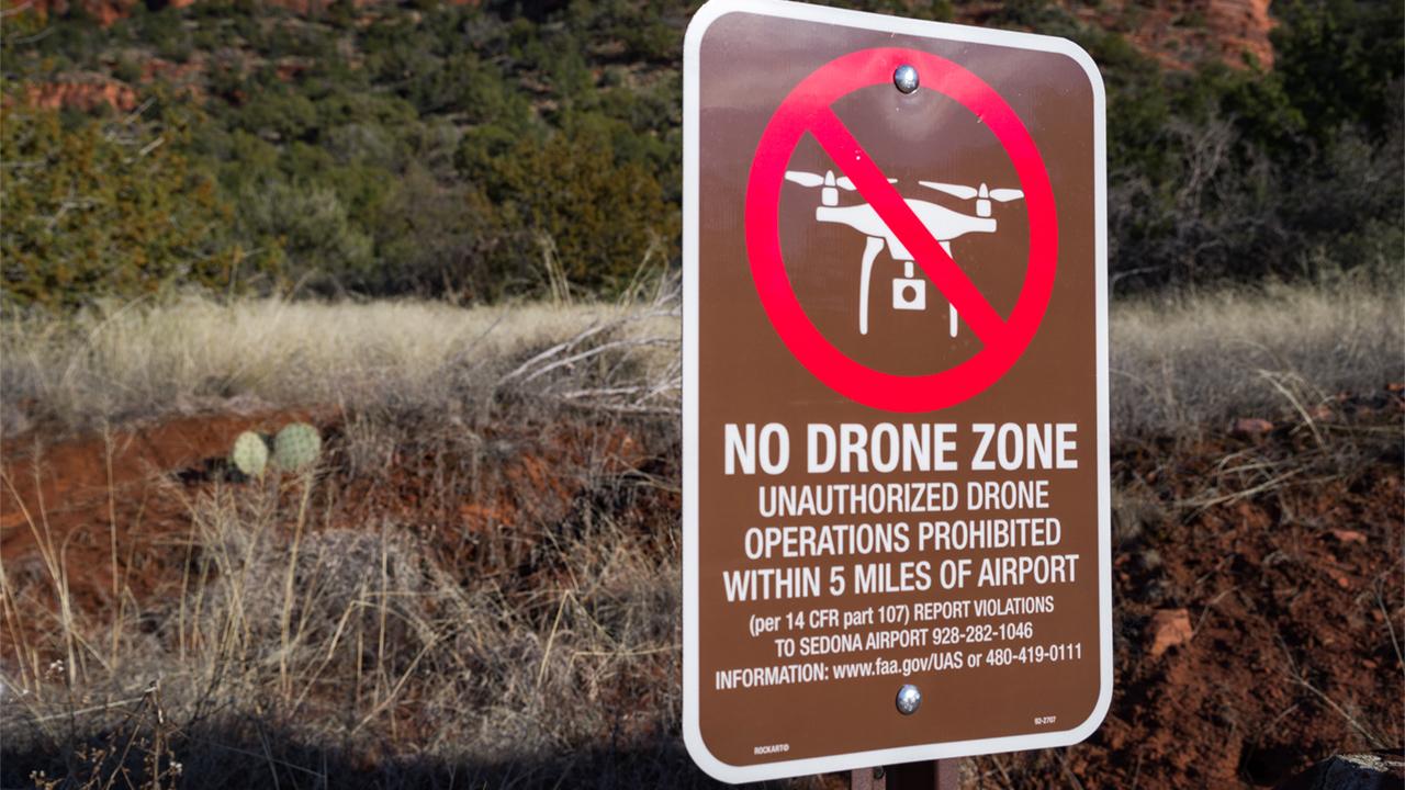 В России разработана автоматическая система для борьбы с дронами-нарушителями