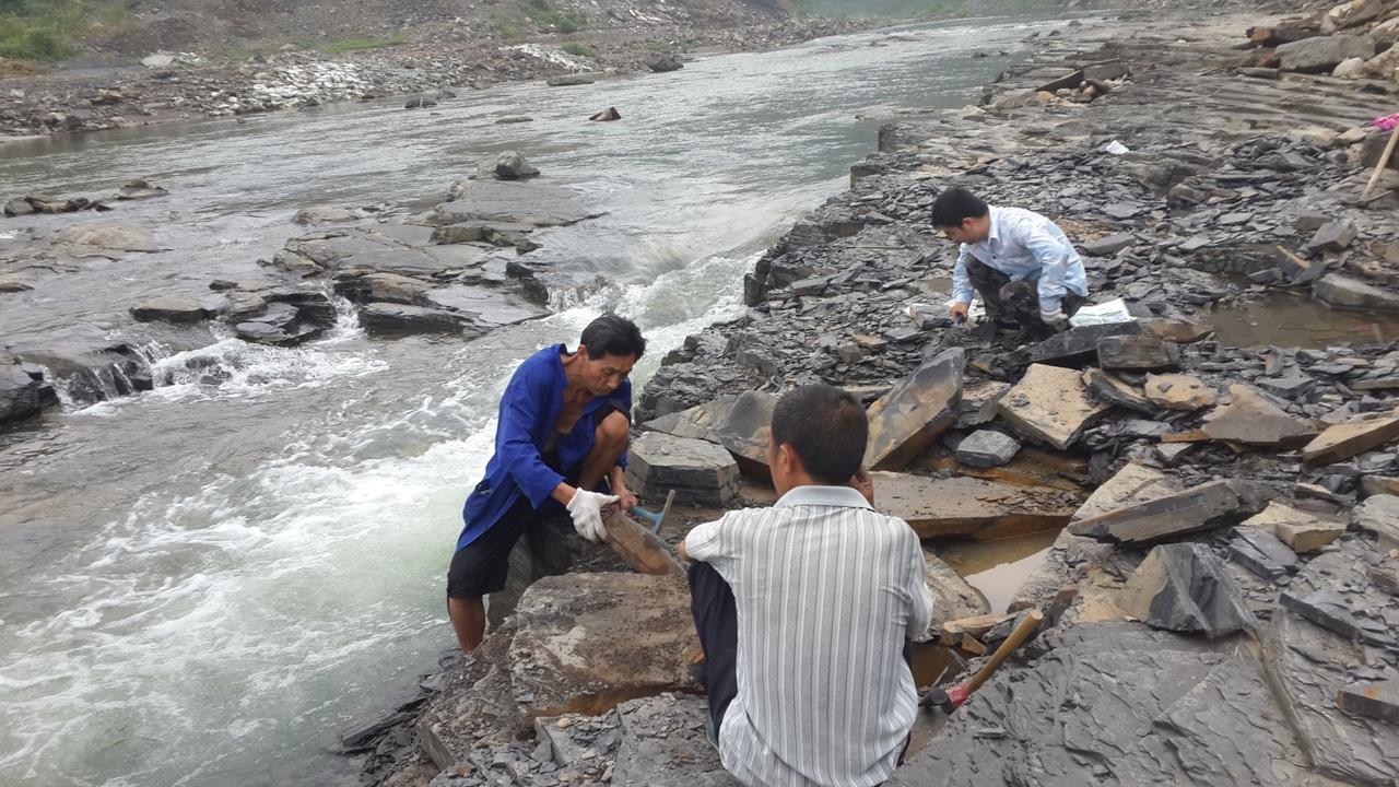 В Китае найден кладезь морских окаменелостей времён кембрийского взрыва