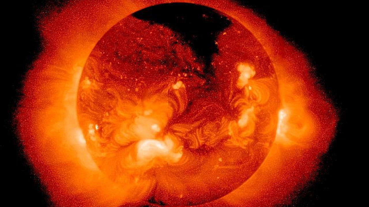 Магнитное поле Солнца оказалось в десять раз сильнее, чем считалось ранее