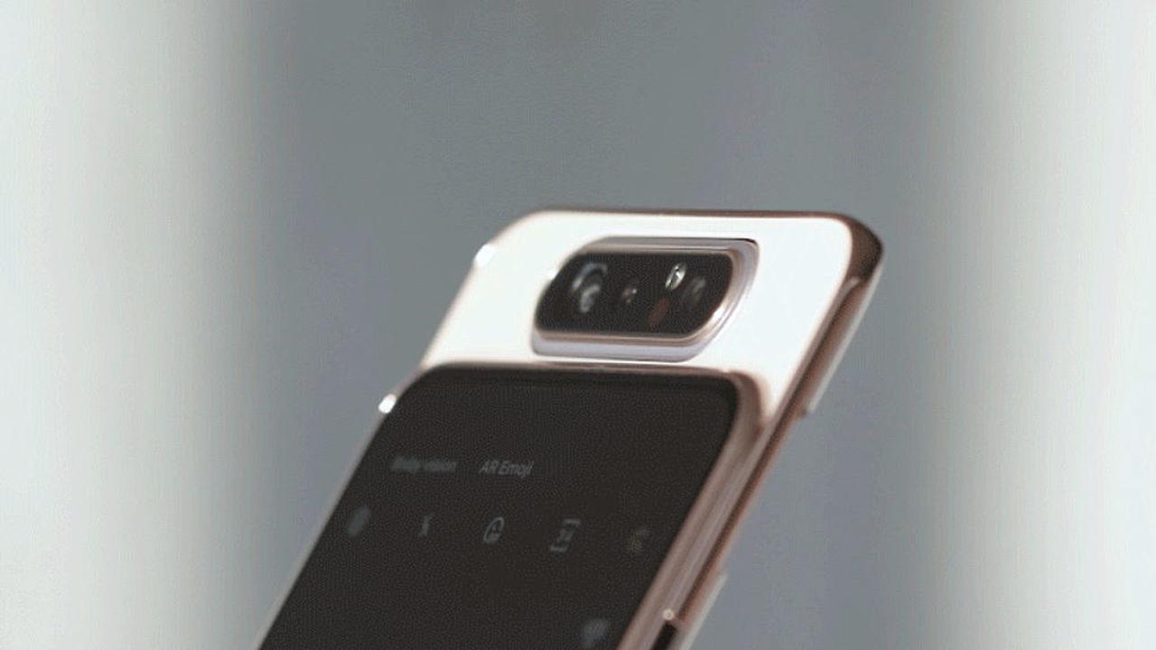 Samsung анонсировала мощный Galaxy A80 с поворотной 3D-камерой