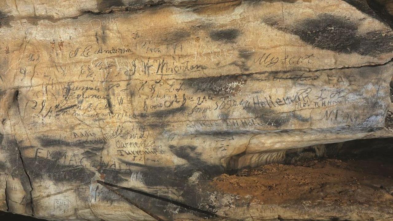 О древнем ритуале и общении с духами: впервые расшифрованы пещерные надписи индейцев чероки