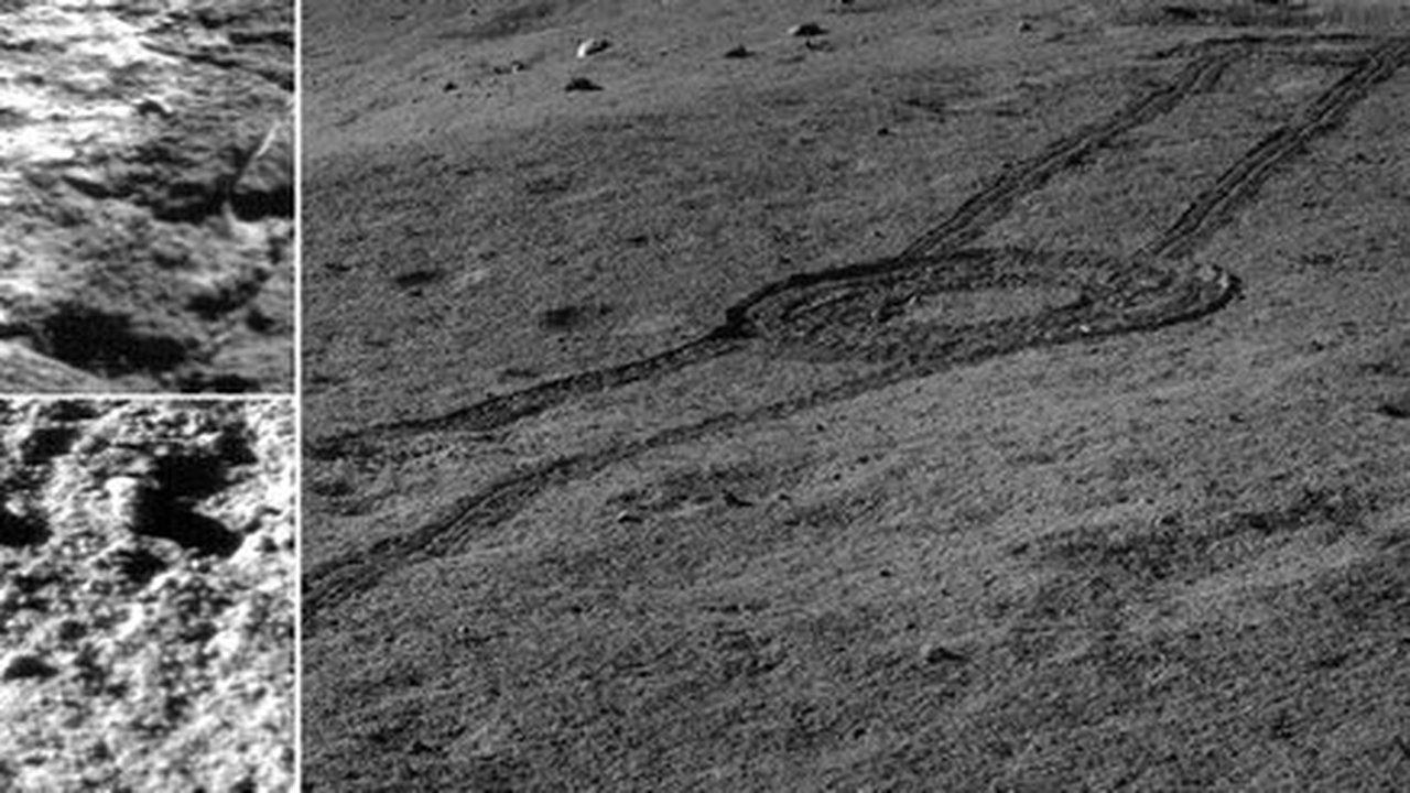 """Крупнейший кратер в Солнечной системе преподнёс сюрприз роверу """"Чанъэ-4"""""""