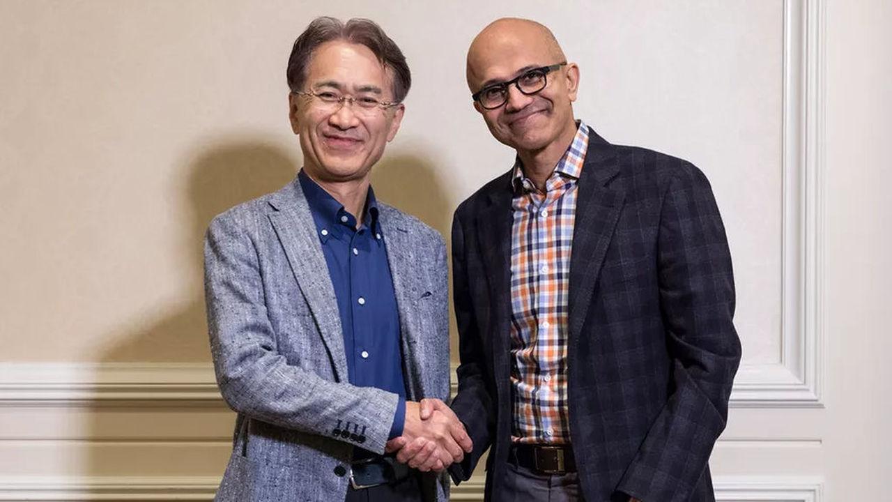 Microsoft и Sony объявили о сотрудничестве в области облачных игровых сервисов