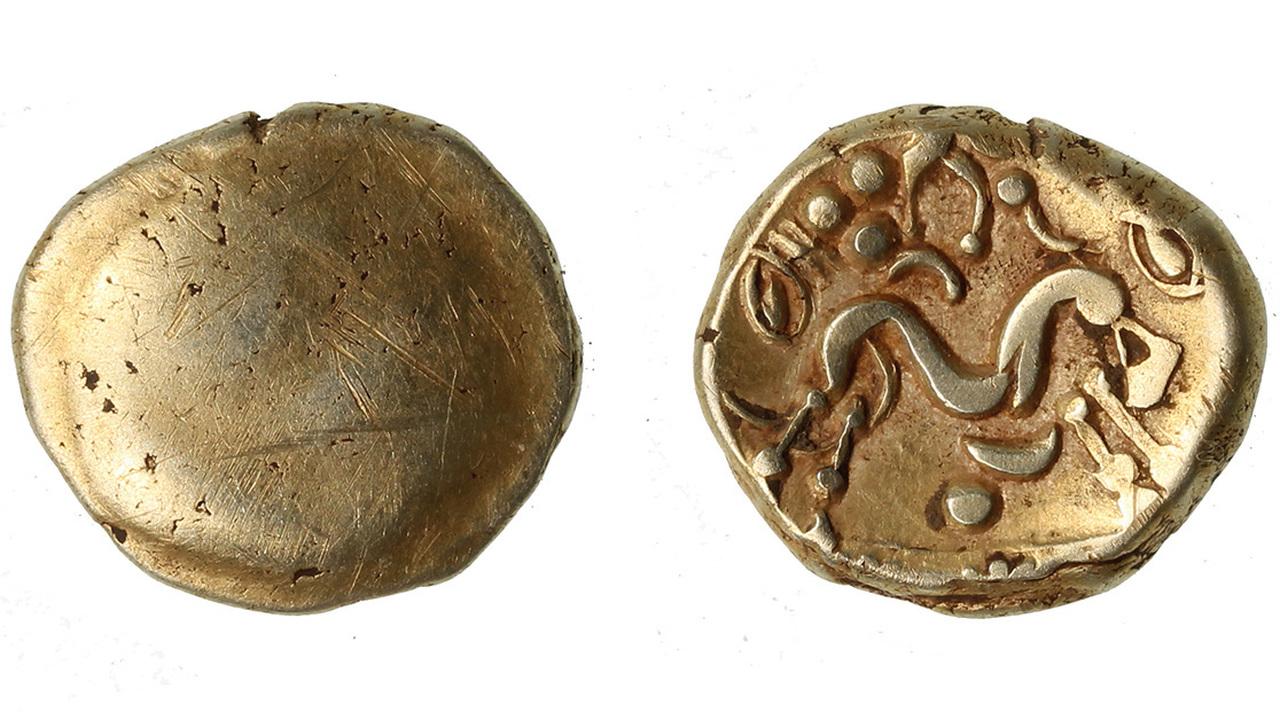 Монета узурпатора и монета без лица: новые уникальные находки британских археологов