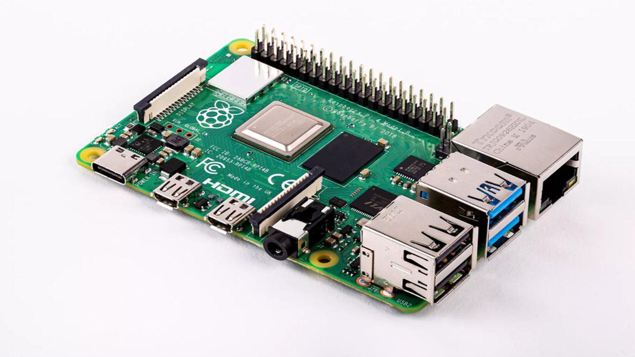 Микро-ПК Raspberry Pi 4 справится с офисными задачами