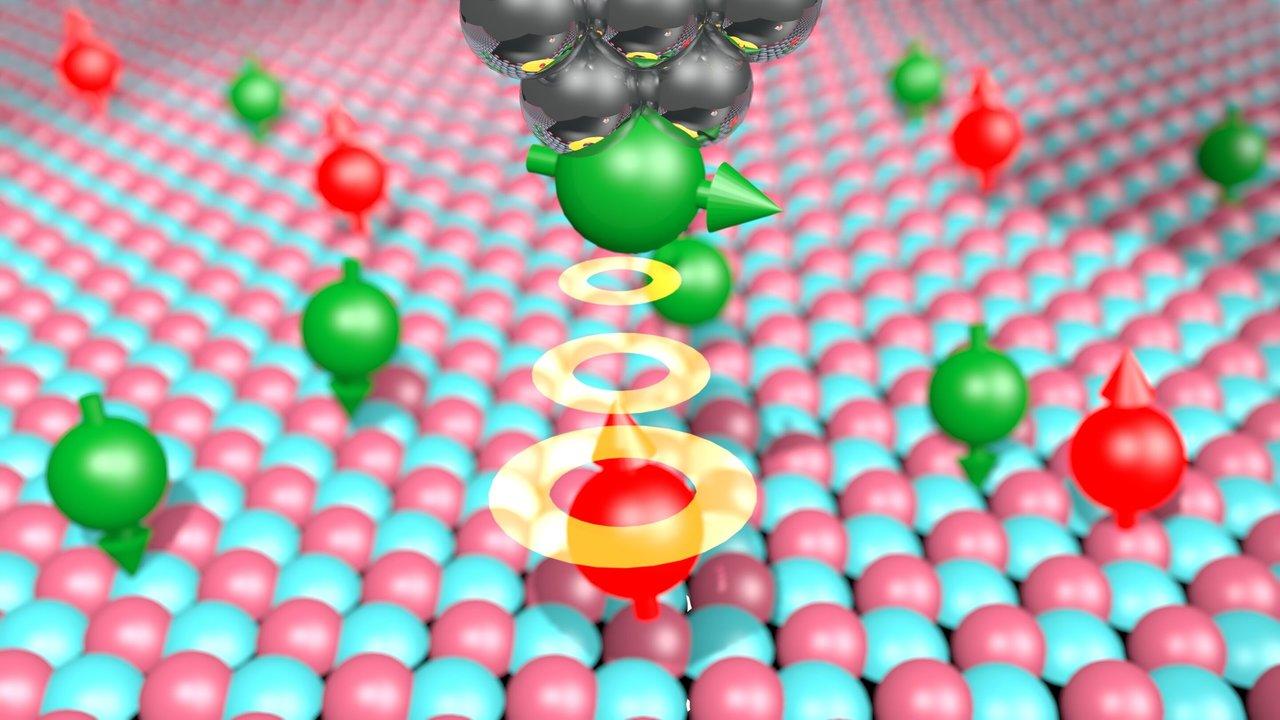 МРТ отдельных атомов: физики получили рекордный результат