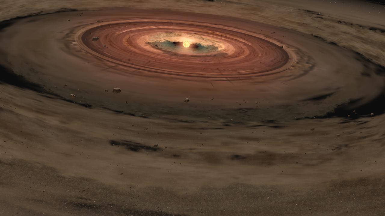 Ещё моложе: у новорождённых планет обнаружилась соперница