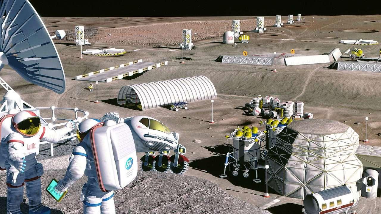 Изменить всё: в США создают альтернативный план покорения Луны