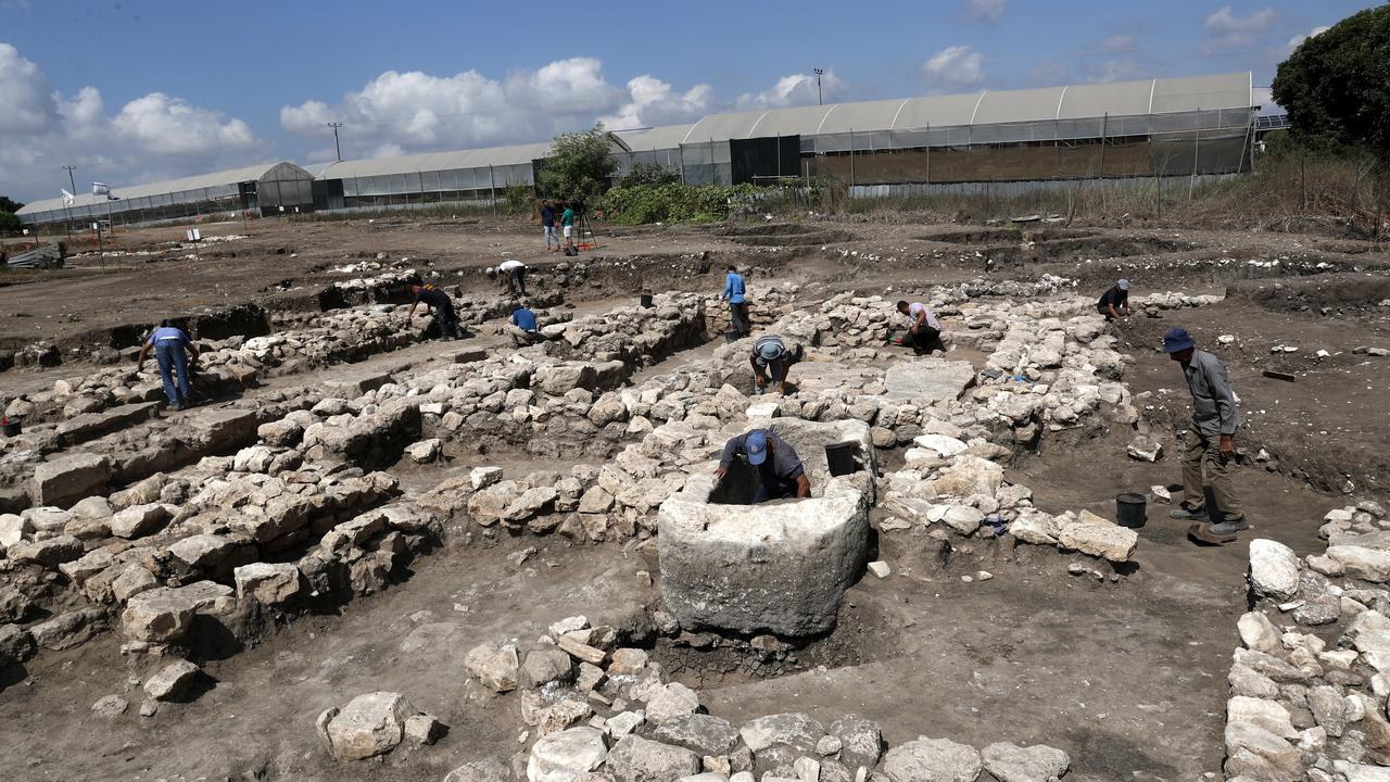 В Израиле раскопан город возрастом 5000 лет