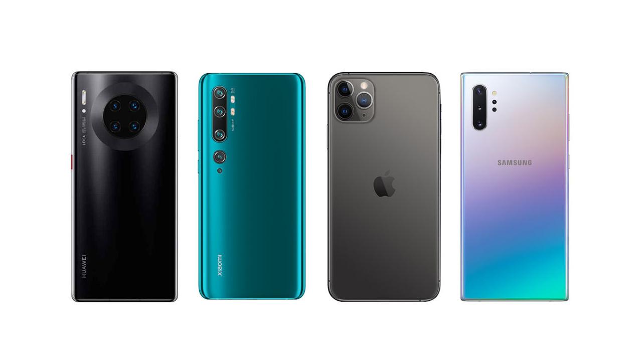 В DxOMark назвали лучшие смартфоны для мобильной съемки