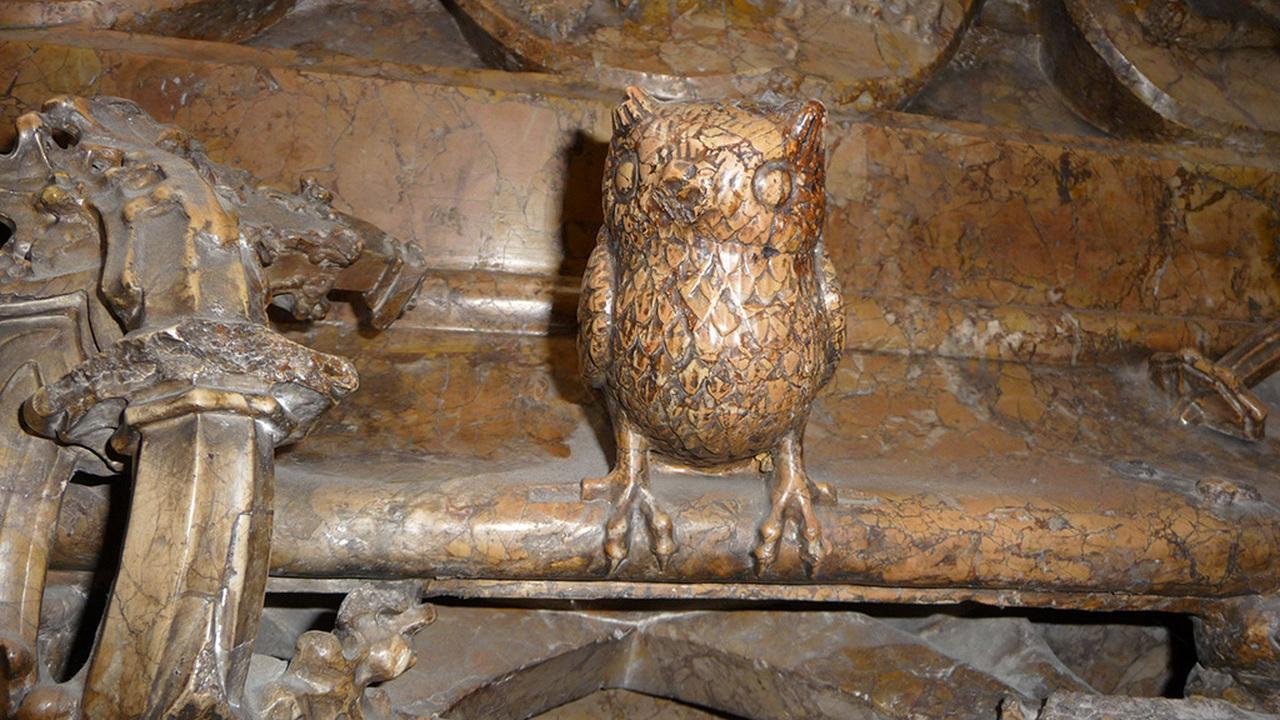 Фотки из склепа: исследована единственная нетронутая императорская гробница Европы