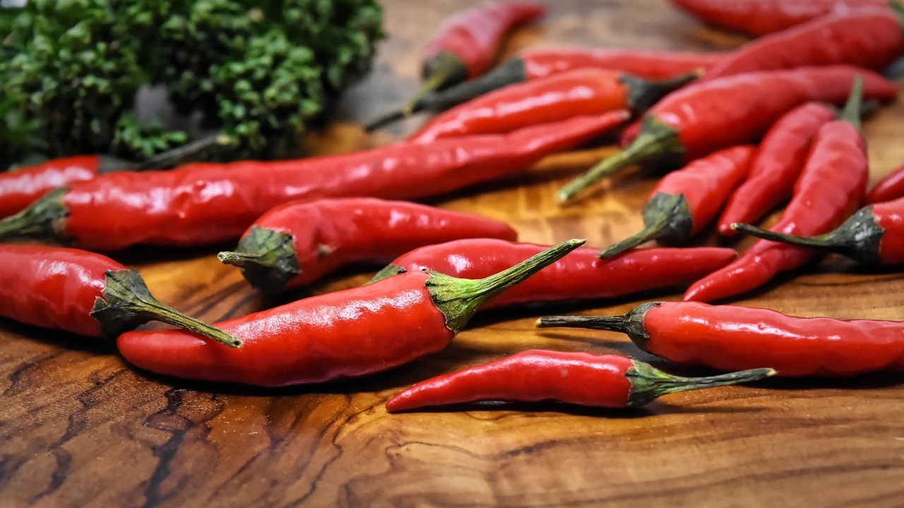 Ещё больше пользы: названы новые защитные свойства перца чили