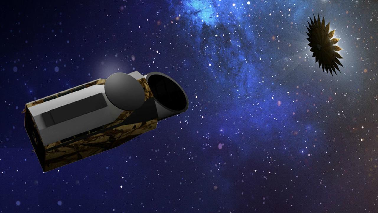 В США разрабатывают огромный телескоп для поиска жизни в других системах