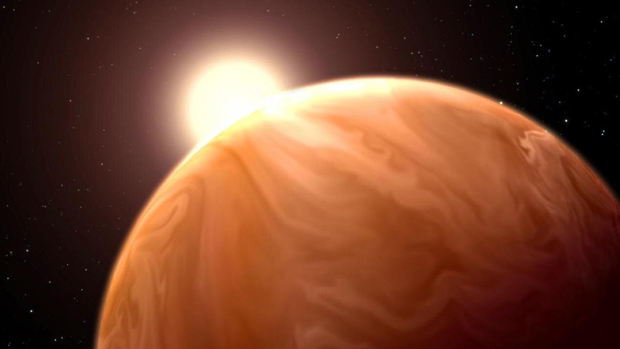 Океаны магмы могут пожирать атмосферу экзопланет