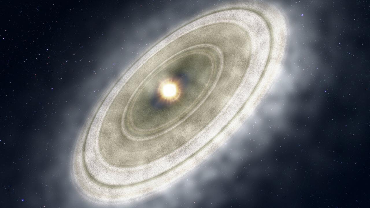 Огромное облако газа вынуждает пересмотреть теории образования планет