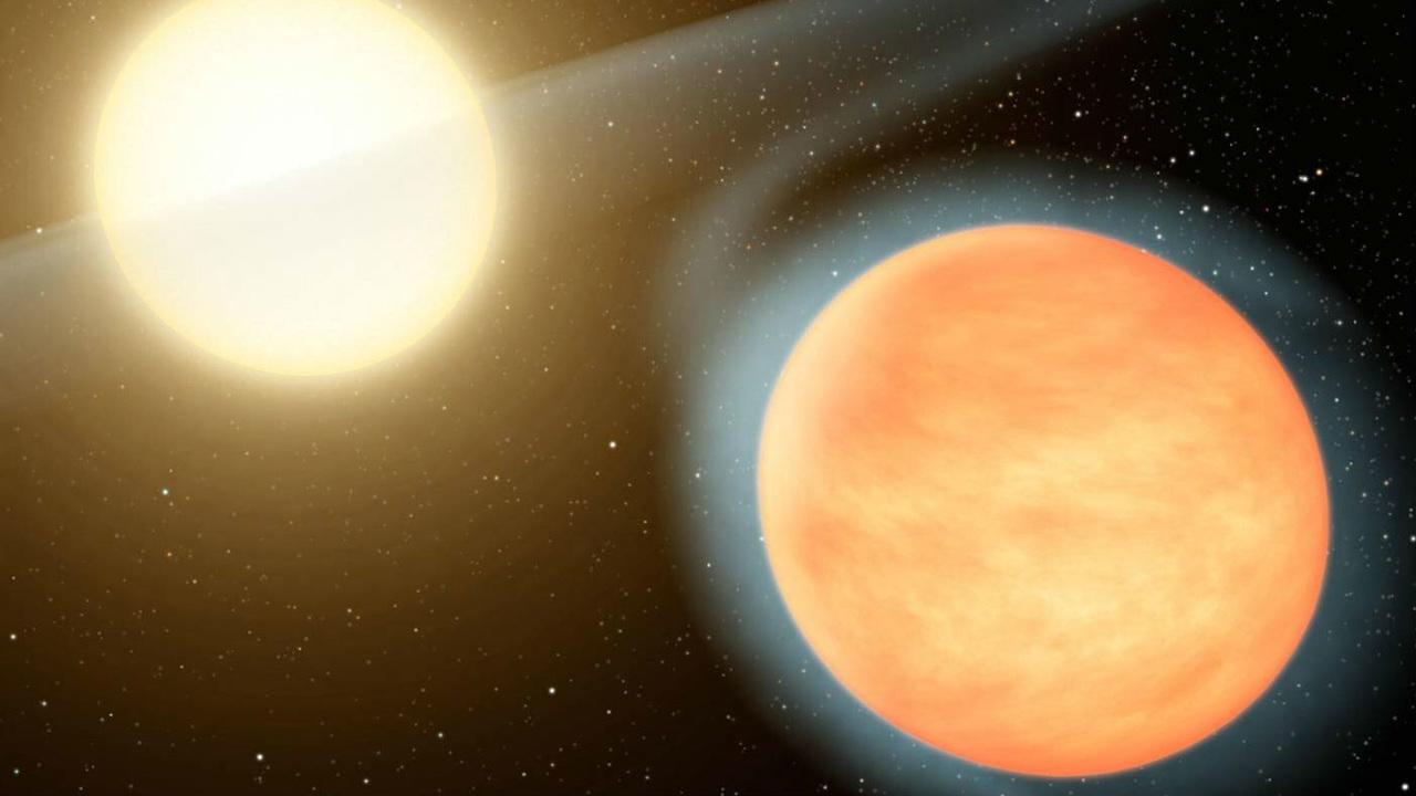 Найдена планета, которая вот-вот упадёт на звезду