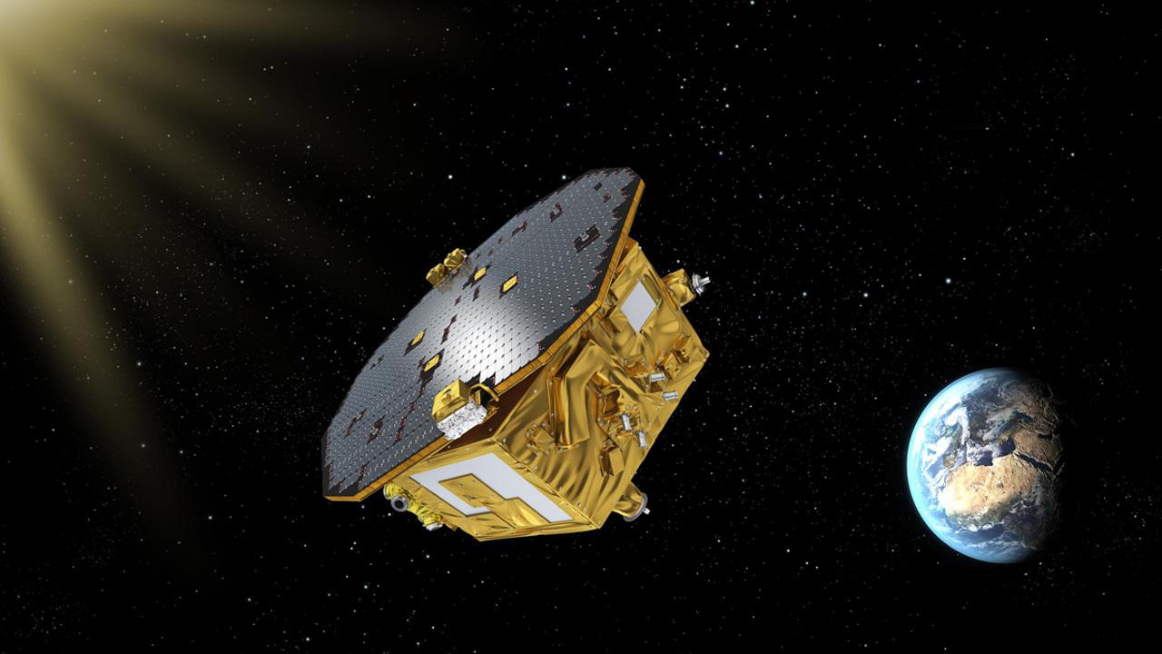 """Столкновения сверхмассивных чёрных дыр можно будет """"увидеть"""" в рентгене"""