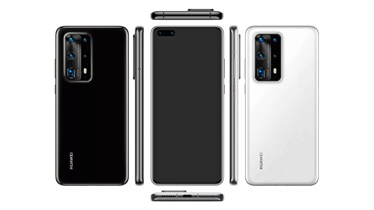 У топового Huawei P40 Pro будет 7 камер и керамический корпус