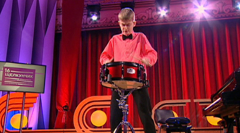 16th International Television Contest for Young Musicians 'Nutcracker'. Round II. Wind & Percussion Instruments