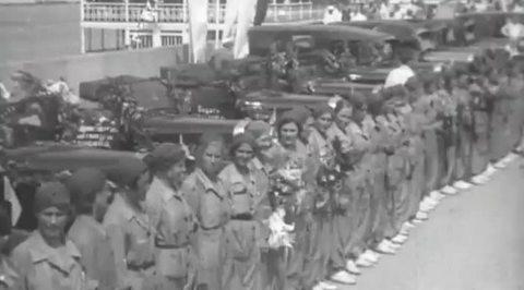 Запечатленное время. Первый женский автопробег в СССР