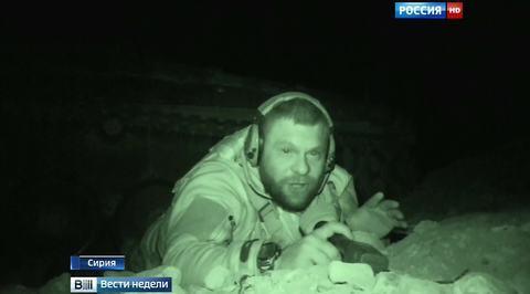 Смертников ИГИЛ накрыло шквальным огнем
