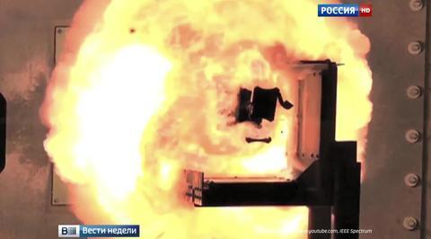 США грозят России рельсовыми пушками