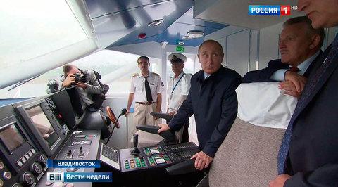 На ВЭФ цитировали Достоевского и поэтично обращались к Путину